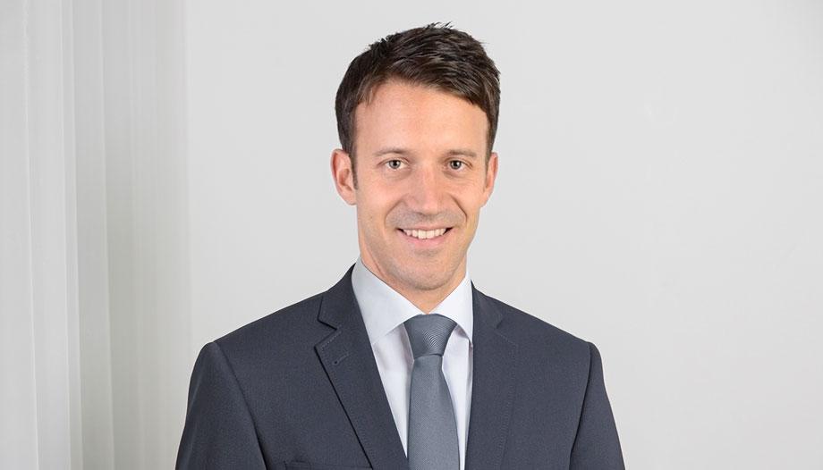 Portrait von Matthias Müller