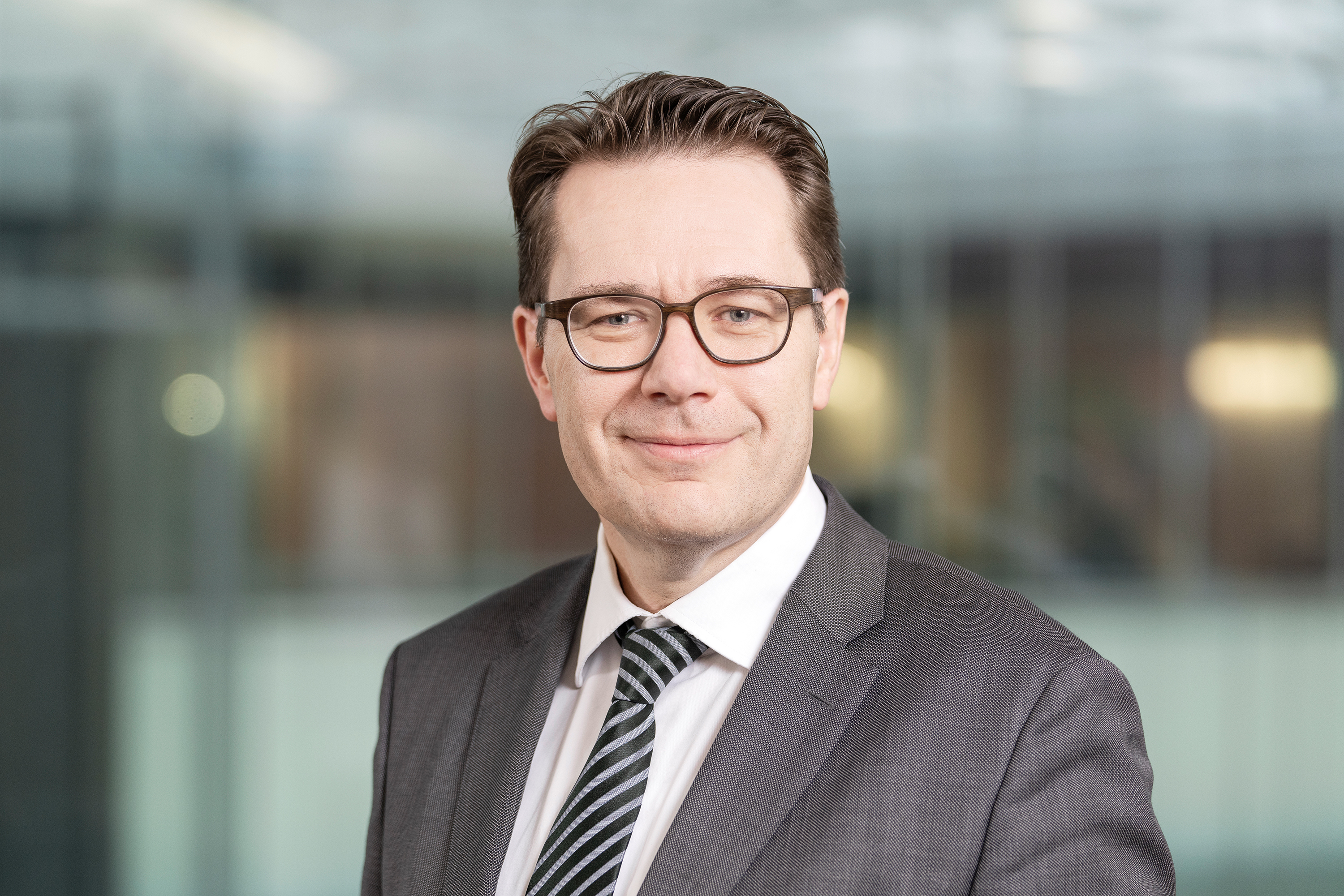 Portrait Benedikt Würth