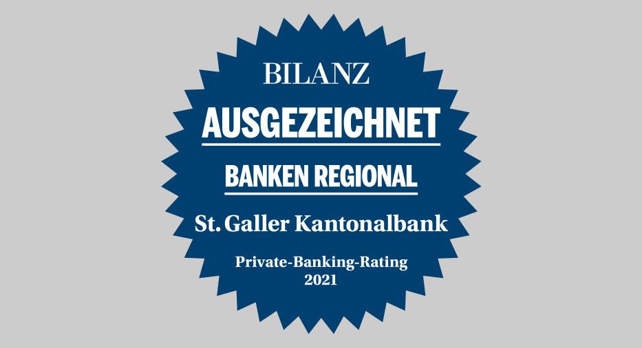 Bilanz Auszeichnung 2021