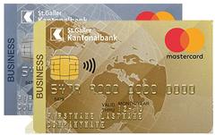 Business MasterCard / Visa