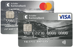 MasterCard/Visa Silber