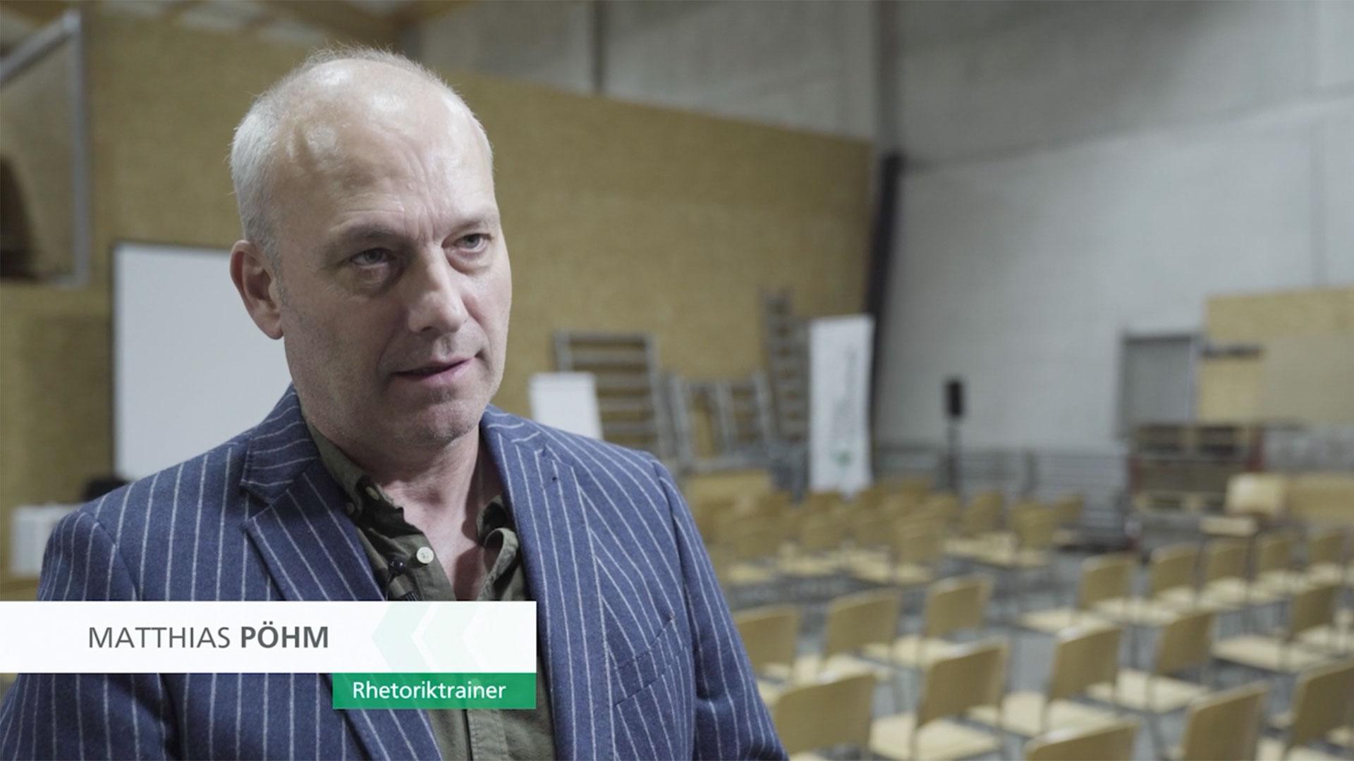 KMU-Fokus: Matthias Pöhm