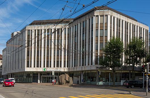 Hauptsitz St.Galler Kantonalbank