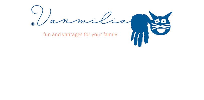 Vanmilia Logo