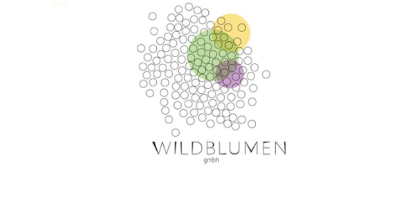 Wildblumen Logo