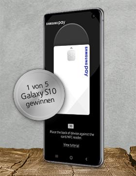 Samsungpay, Promo