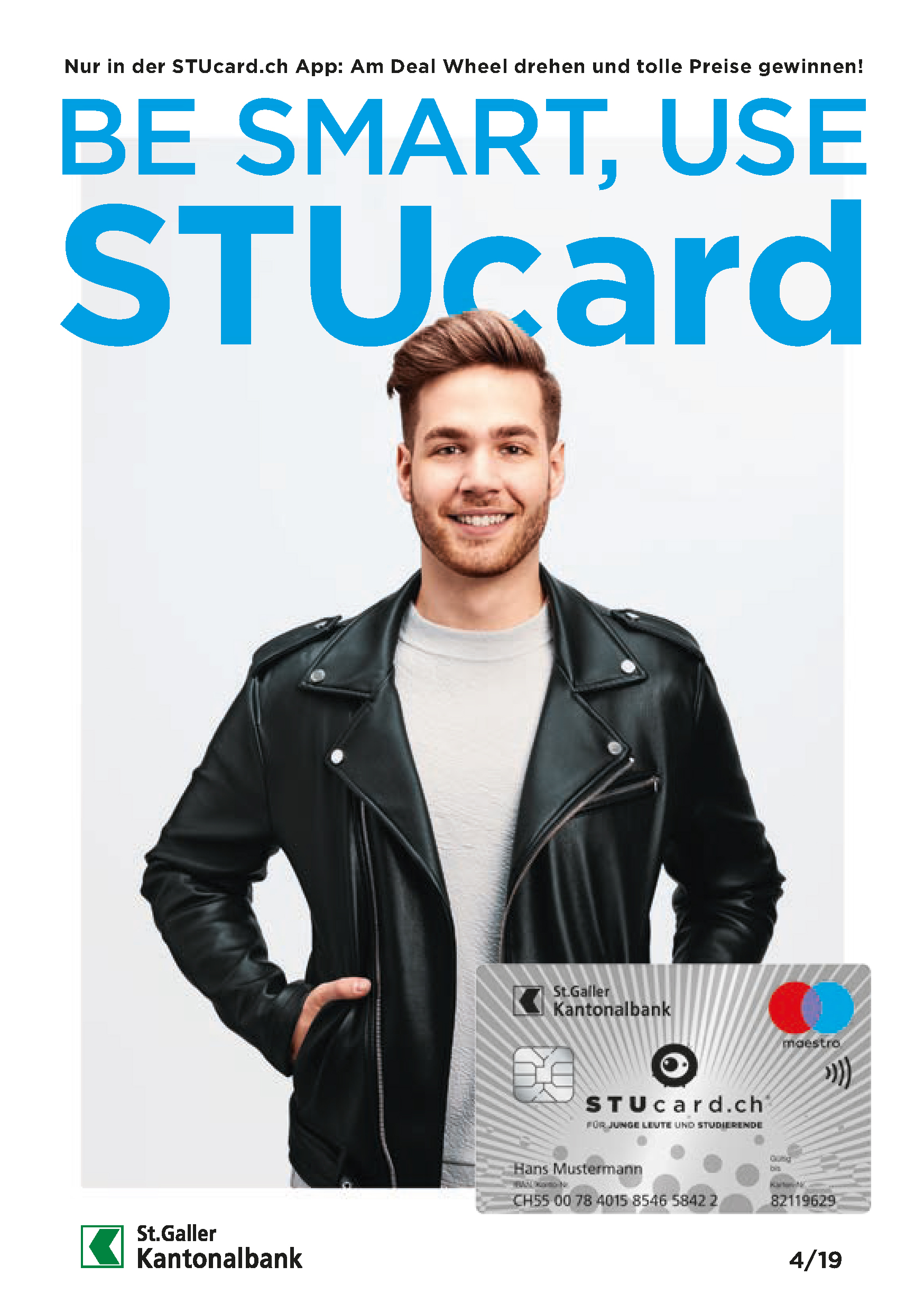 STUmag Cover